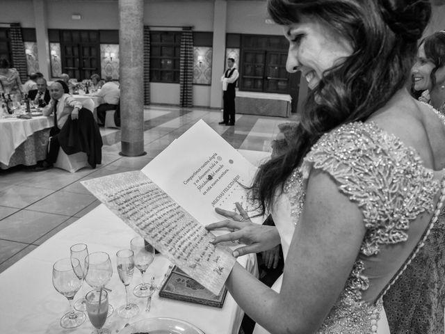 La boda de Pablo y Rocio en Medina De Rioseco, Valladolid 76