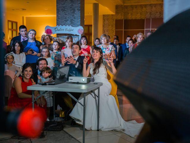 La boda de Pablo y Rocio en Medina De Rioseco, Valladolid 81