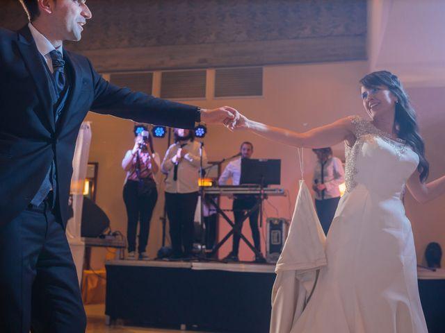 La boda de Pablo y Rocio en Medina De Rioseco, Valladolid 83