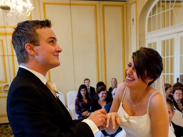 La boda de Alex y Mirian en Madrid, Madrid 11