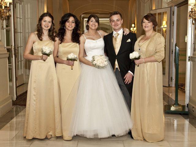 La boda de Alex y Mirian en Madrid, Madrid 12