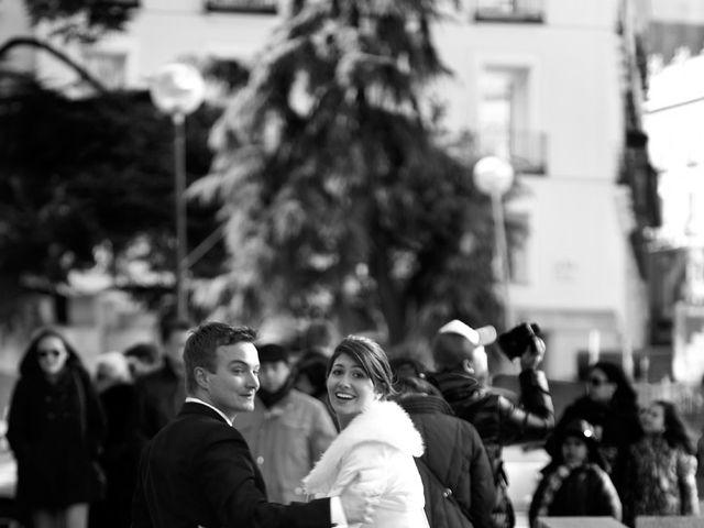 La boda de Alex y Mirian en Madrid, Madrid 16