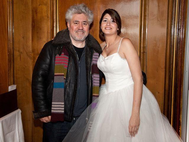 La boda de Alex y Mirian en Madrid, Madrid 17