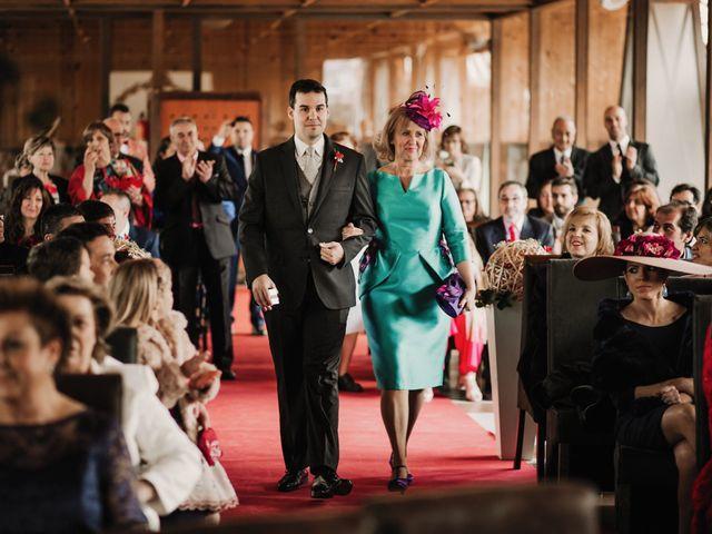 La boda de Carlos y Noelia en Ballesteros De Calatrava, Ciudad Real 32