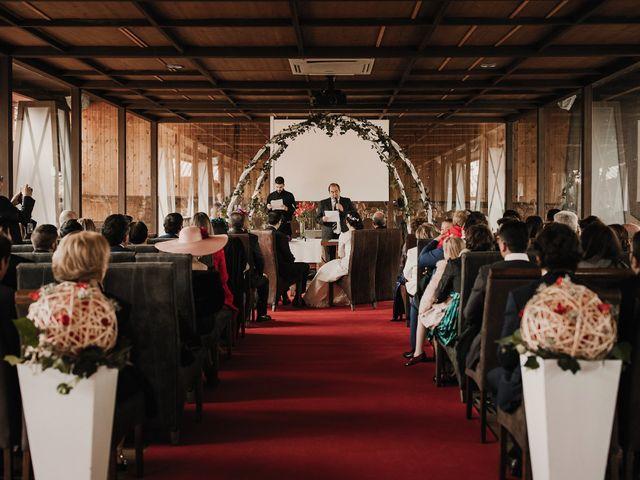 La boda de Carlos y Noelia en Ballesteros De Calatrava, Ciudad Real 37