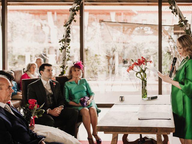 La boda de Carlos y Noelia en Ballesteros De Calatrava, Ciudad Real 38