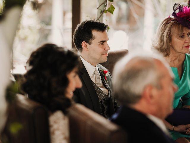 La boda de Carlos y Noelia en Ballesteros De Calatrava, Ciudad Real 42