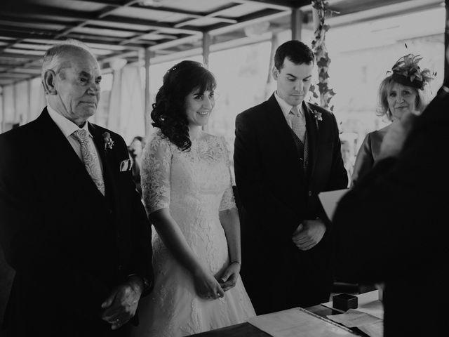 La boda de Carlos y Noelia en Ballesteros De Calatrava, Ciudad Real 45