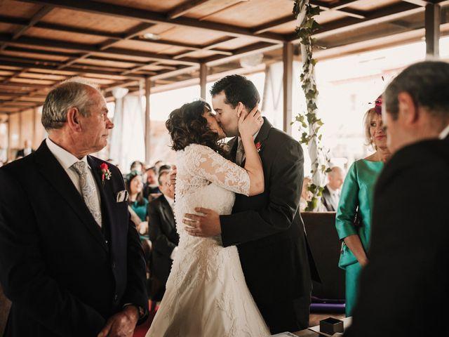La boda de Carlos y Noelia en Ballesteros De Calatrava, Ciudad Real 46