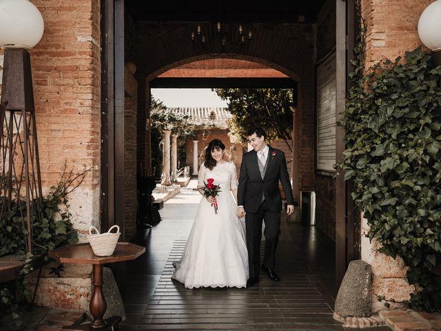 La boda de Carlos y Noelia en Ballesteros De Calatrava, Ciudad Real 47