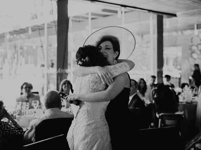 La boda de Carlos y Noelia en Ballesteros De Calatrava, Ciudad Real 57