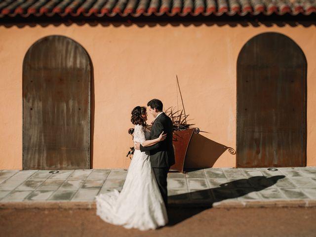 La boda de Carlos y Noelia en Ballesteros De Calatrava, Ciudad Real 61
