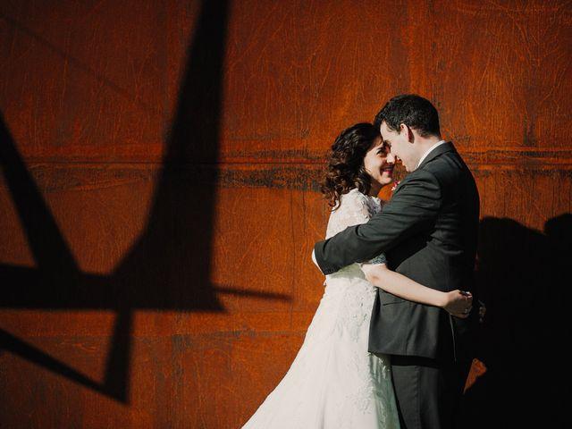 La boda de Carlos y Noelia en Ballesteros De Calatrava, Ciudad Real 66