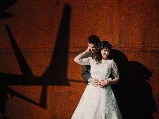 La boda de Carlos y Noelia en Ballesteros De Calatrava, Ciudad Real 67