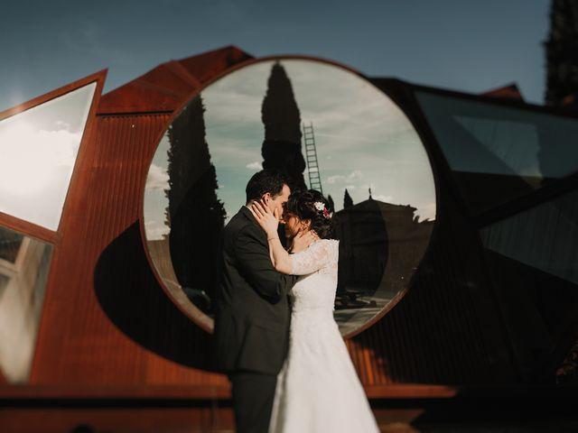 La boda de Carlos y Noelia en Ballesteros De Calatrava, Ciudad Real 68