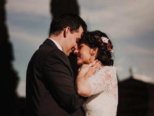 La boda de Carlos y Noelia en Ballesteros De Calatrava, Ciudad Real 69