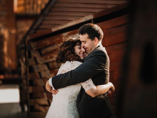 La boda de Carlos y Noelia en Ballesteros De Calatrava, Ciudad Real 1
