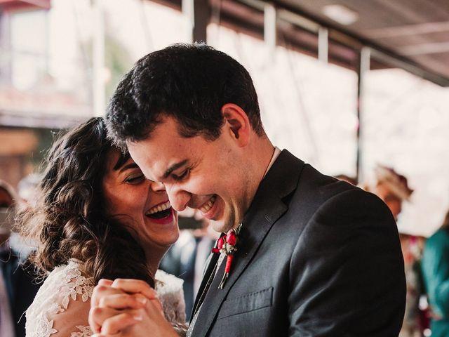La boda de Carlos y Noelia en Ballesteros De Calatrava, Ciudad Real 73