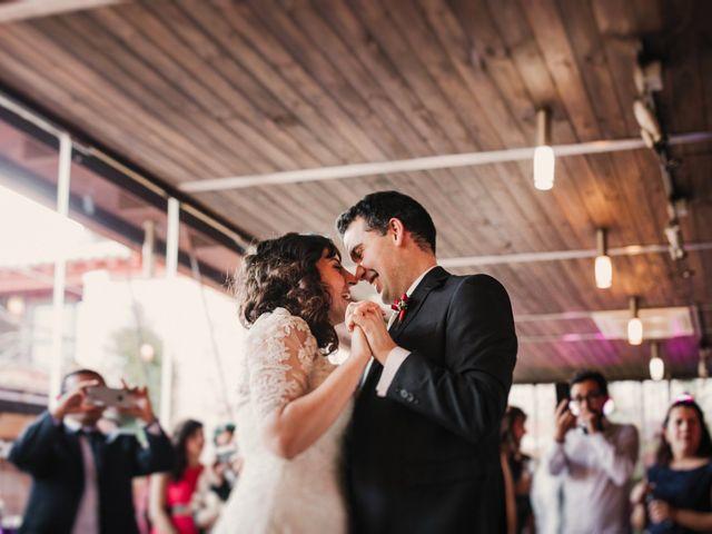 La boda de Carlos y Noelia en Ballesteros De Calatrava, Ciudad Real 74