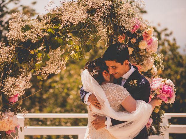 La boda de Bea y Urko
