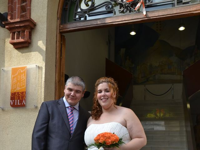 La boda de Mireia y Jorge en Montcada I Reixac, Barcelona 3