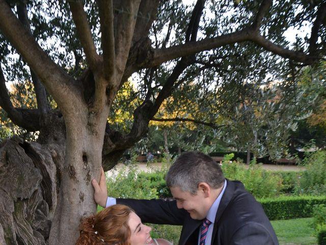 La boda de Mireia y Jorge en Montcada I Reixac, Barcelona 4