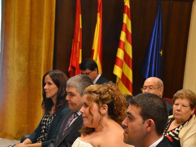 La boda de Mireia y Jorge en Montcada I Reixac, Barcelona 2