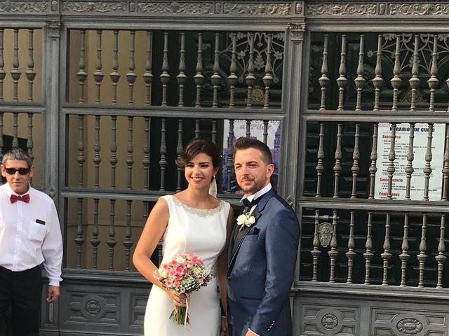 La boda de Miguel y Paula  en Zaragoza, Zaragoza 2
