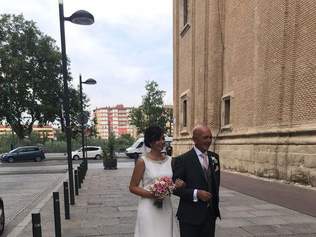 La boda de Miguel y Paula  en Zaragoza, Zaragoza 7