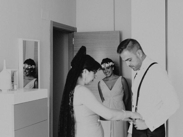 La boda de Iván y Cristina en Ballesteros De Calatrava, Ciudad Real 5