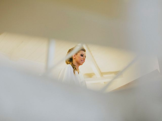 La boda de Iván y Cristina en Ballesteros De Calatrava, Ciudad Real 10