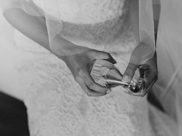 La boda de Iván y Cristina en Ballesteros De Calatrava, Ciudad Real 13