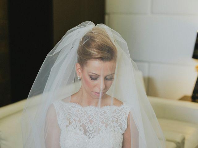 La boda de Iván y Cristina en Ballesteros De Calatrava, Ciudad Real 14