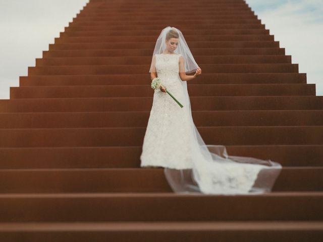 La boda de Iván y Cristina en Ballesteros De Calatrava, Ciudad Real 1