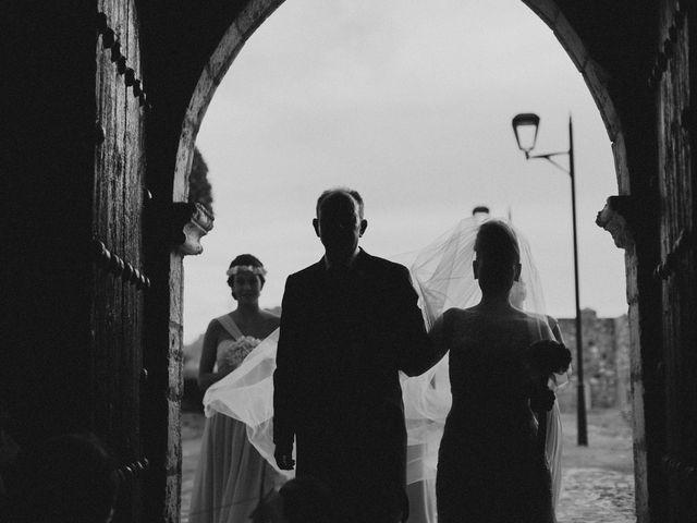 La boda de Iván y Cristina en Ballesteros De Calatrava, Ciudad Real 18