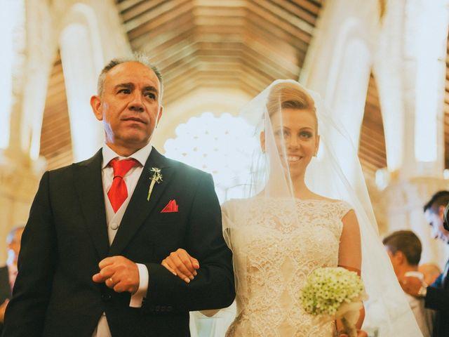 La boda de Iván y Cristina en Ballesteros De Calatrava, Ciudad Real 19