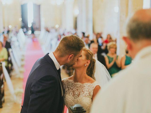 La boda de Iván y Cristina en Ballesteros De Calatrava, Ciudad Real 21