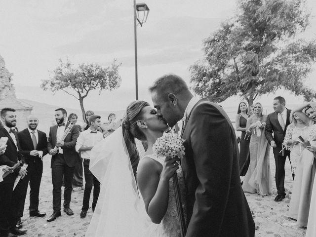 La boda de Iván y Cristina en Ballesteros De Calatrava, Ciudad Real 23