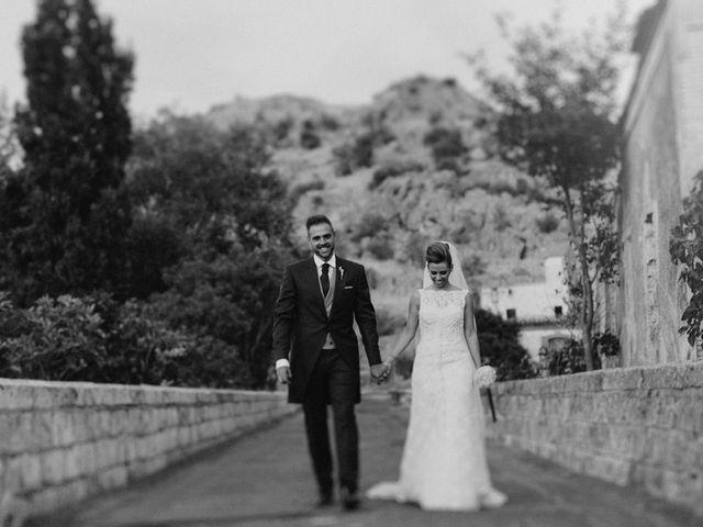 La boda de Iván y Cristina en Ballesteros De Calatrava, Ciudad Real 26