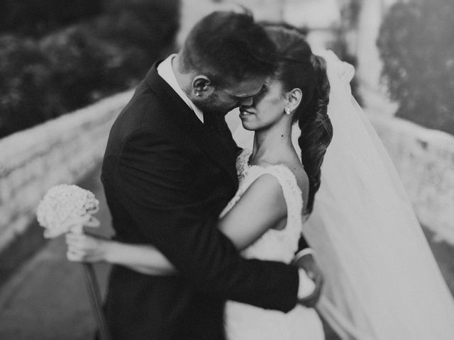 La boda de Iván y Cristina en Ballesteros De Calatrava, Ciudad Real 27