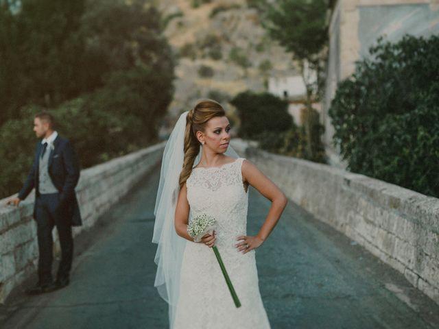 La boda de Iván y Cristina en Ballesteros De Calatrava, Ciudad Real 28