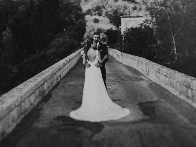 La boda de Iván y Cristina en Ballesteros De Calatrava, Ciudad Real 29