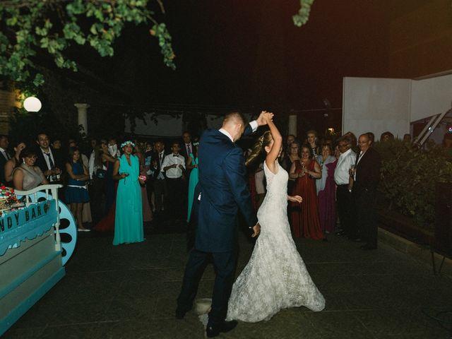 La boda de Iván y Cristina en Ballesteros De Calatrava, Ciudad Real 35