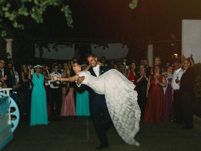 La boda de Iván y Cristina en Ballesteros De Calatrava, Ciudad Real 36