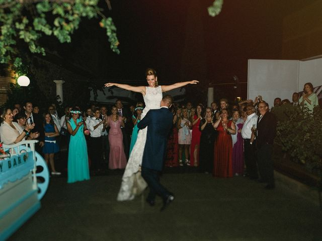 La boda de Iván y Cristina en Ballesteros De Calatrava, Ciudad Real 37