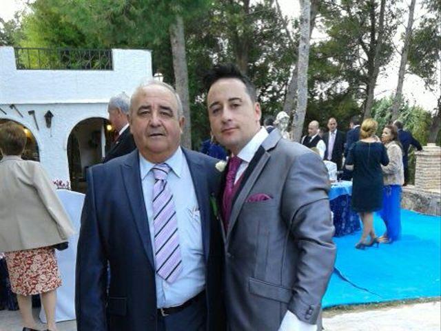 La boda de Dany y Rocío en Chinchon, Madrid 1