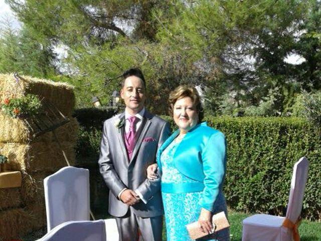 La boda de Dany y Rocío en Chinchon, Madrid 2