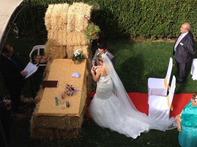 La boda de Dany y Rocío en Chinchon, Madrid 6