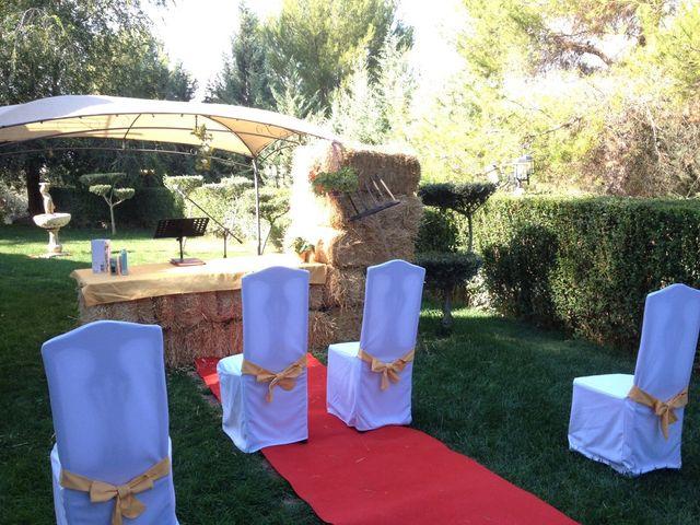 La boda de Dany y Rocío en Chinchon, Madrid 14