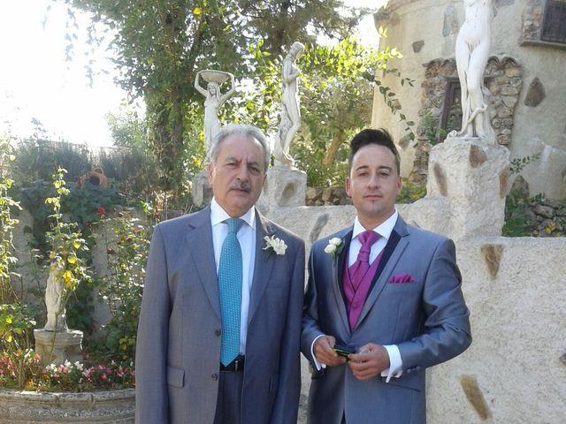 La boda de Dany y Rocío en Chinchon, Madrid 17